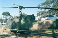 64-15493 - Bell UH-1P Iroquis of USAF at Hurlburt Field historic aircraft park