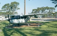 67-21368 - Cessna O-2A Super Skymaster of USAF at Hurlburt Field historic aircraft park