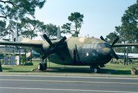 N37484 - Fairchild C-119L (AC-119G of USAF) at Hurlburt Field historic aircraft park