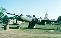 64-17666 - Douglas (On Mark) B-26K Invader of USAF at Hurlburt Field historic aircraft park