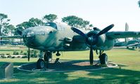 N5256V - North American TB-25N Mitchell of USAAF at Hurlburt Field historic aircraft park