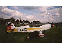 D-EXXX @ ZWICKAU - Zwickau 2000 - by Andreas Seifert