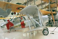 A6446 - Curtiss TS-1 of USN at the Museum of Naval Aviation, Pensacola FL - by Ingo Warnecke