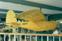 9617 - Franklin PS-2 of USN at the Museum of Naval Aviation, Pensacola FL - by Ingo Warnecke