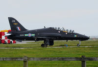 XX231 @ EGOV - RAF No 4 FTS/208(R) Sqn - by Chris Hall