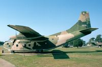 55-4533 - Fairchild C-123K Provider of USAF at Hurlburt Field Memorial Air Park