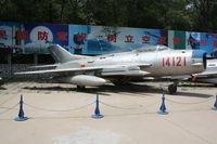 14121 - Shenyang J-6B - by Mark Pasqualino