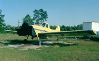 N4447S @ 0J4 - Air Tractor AT-301 at Florala Municipal Airport