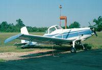 N5508S @ 0J4 - Cessna 188 Agwagon at Florala Municipal Airport