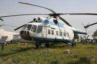 770 - Mi-8P  Located at Datangshan, China - by Mark Pasqualino