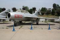 63833 - MiG-15UTI  Located at Datangshan, China - by Mark Pasqualino