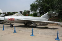 1488 - Shenyang J-5   Located at Datangshan, China - by Mark Pasqualino