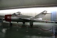 35 - MiG-15 - by Mark Pasqualino