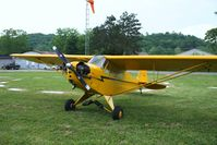 N6234H @ OH36 - Riverside breakfast fly-in at Zanesville, Ohio - by Bob Simmermon