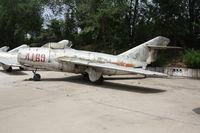 4169 - MiG-15 - by Mark Pasqualino