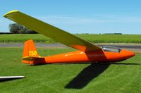 BGA1119 @ EGSA - Based Glider - by keith sowter