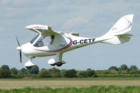 G-CETF @ EGCL - Sports Aircraft At Fenland in May 2009