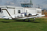 G-BEVW @ EGCL - Rallye 150ST at 2009 May Fly-in at Fenland