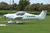 G-KARK @ EGCL - Kit Build at 2009 May Fly-in at Fenland