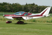 G-SASI @ EGCL - Sportscruiser at 2009 May Fly-in at Fenland