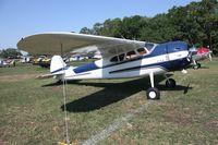N2165C @ LAL - Cessna 195B