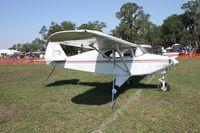 N2395A @ LAL - Piper PA-22-135