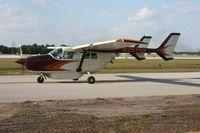 N2576S @ LAL - Cessna T337C