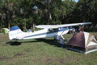 N2758D @ LAL - Cessna 170B