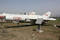 12381 - Chengdu J-7 - by Mark Pasqualino
