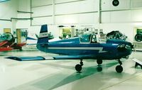 N370A - Mooney M.18L at the Southern Museum of Flight, Birmingham AL