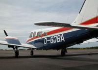 D-GJBA @ EGLK - WELL LOOKED AFTER AIRCRAFT - by BIKE PILOT