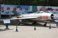 51208 - Shenyang J-6III  Located at Datangshan, China - by Mark Pasqualino