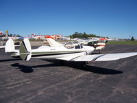 N1100B @ C35 - Ercoupe - white - by snoskier1