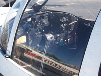 N1100B @ C35 - Ercoupe - white - panel - by snoskier1