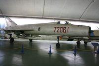 72061 - Shenyang J-8A - by Mark Pasqualino