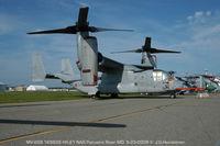 165838 @ NHK - Osprey at Pax River - by J.G. Handelman