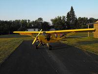 N2638W @ 93C - Ready to head to Oshkosh - by ZackWilson