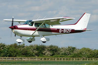 G-BIZF @ EGCL - Cessna F172P at 2009 May Fly-in at Fenland