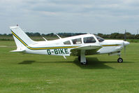 G-BIKE @ EGCL - Piper PA-28R-200-2 at 2009 May Fly-in at Fenland