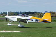 G-IINI @ EGCL - Vans RV-9A at 2009 May Fly-in at Fenland
