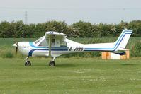 G-JUDD @ EGCL - Jabiru UL-450 at 2009 May Fly-in at Fenland