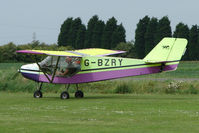 G-BZRY @ EGCL - Rans S6  at 2009 May Fly-in at Fenland