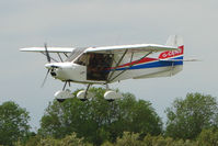 G-CENS @ EGCL - Skyranger Swift 912S at 2009 May Fly-in at Fenland
