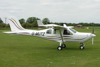 G-MUTZ @ EGCL - Jabiru J430 at Fenland in May 2009