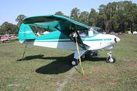 N3314A @ LAL - Piper PA-22
