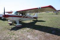 N3342Z @ LAL - Piper PA-22-150
