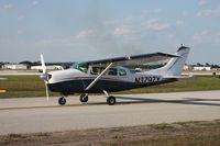 N3797Y @ LAL - Cessna 210D