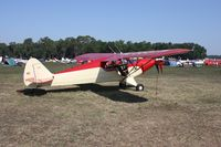 N3997M @ LAL - Piper PA-12