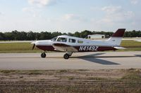 N4149Z @ LAL - Piper PA-28-181