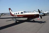 N4170D @ LAL - Piper PA-46